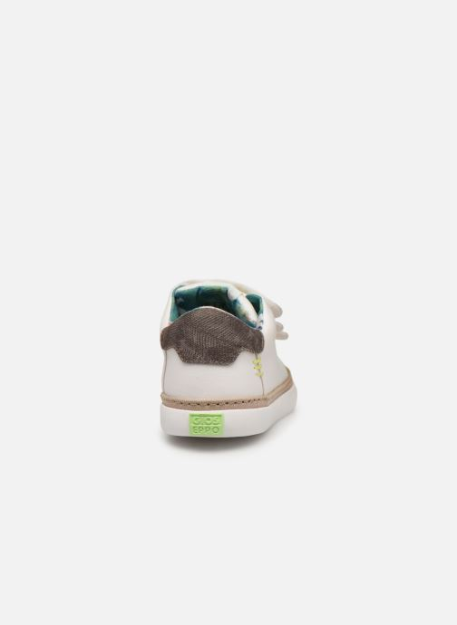 Sneakers Gioseppo 43959 Wit rechts