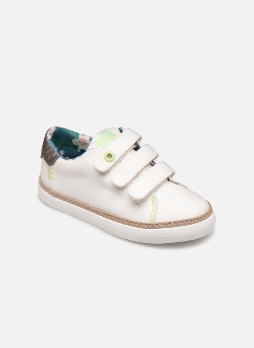 Trainers Gioseppo 43959 White detailed view/ Pair view