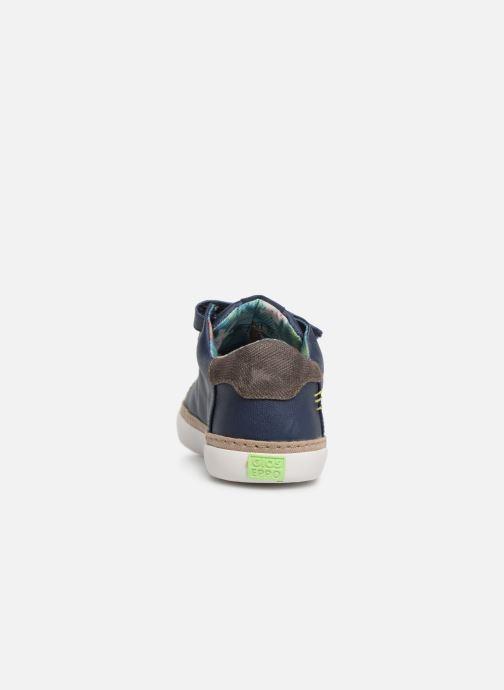 Sneaker Gioseppo 43959 blau ansicht von rechts