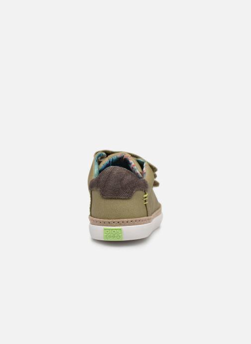 Sneakers Gioseppo 43959 Groen rechts