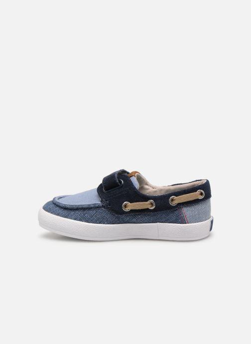 Chaussures à lacets Gioseppo CASORIA Bleu vue face