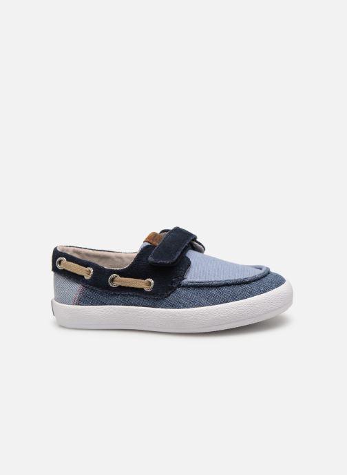 Chaussures à lacets Gioseppo CASORIA Bleu vue derrière