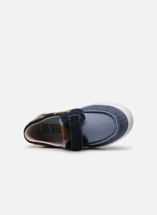 Chaussures à lacets Gioseppo CASORIA Bleu vue gauche