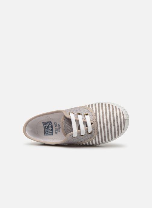 Sneakers Gioseppo CLEON Grigio immagine sinistra