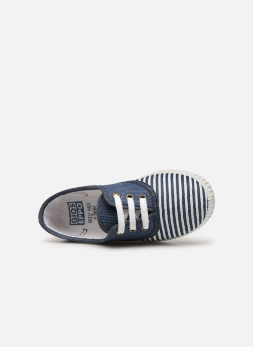 Sneakers Gioseppo CLEON Blauw links