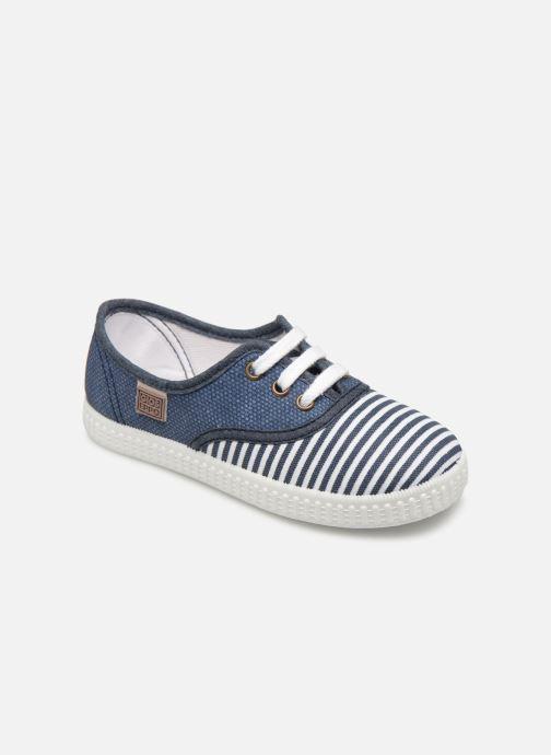 Baskets Gioseppo CLEON Bleu vue détail/paire