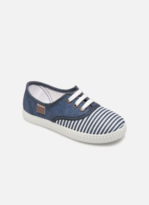 Sneakers Gioseppo CLEON Blauw detail