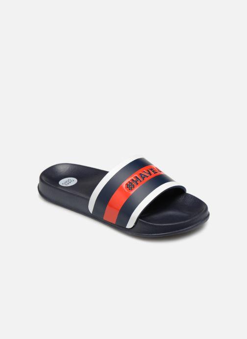 Sandales et nu-pieds Gioseppo MIRANDELA Bleu vue détail/paire