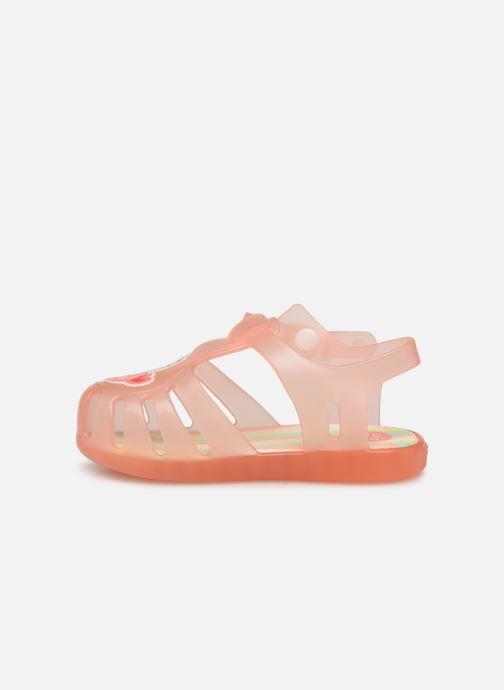 Sandales et nu-pieds Gioseppo Bochum Orange vue face