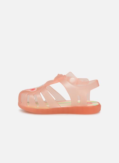 Sandals Gioseppo Bochum Orange front view