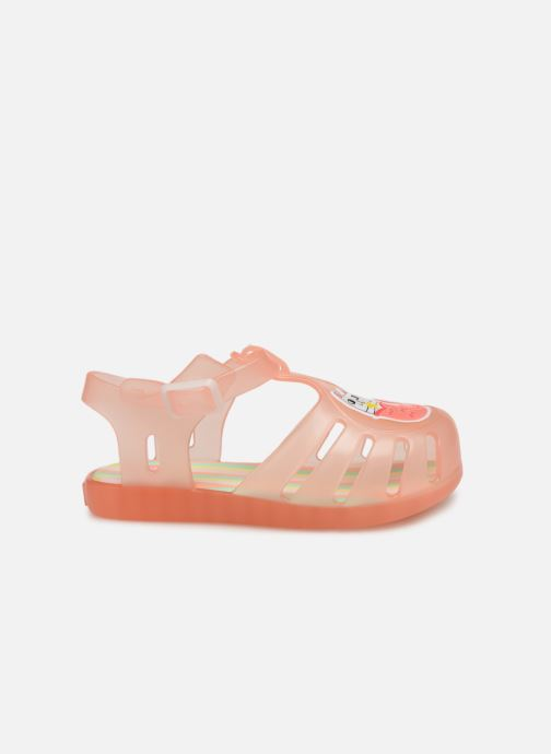 Sandals Gioseppo Bochum Orange back view