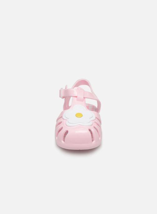 Sandales et nu-pieds Gioseppo MARIENTHAL Rose vue portées chaussures