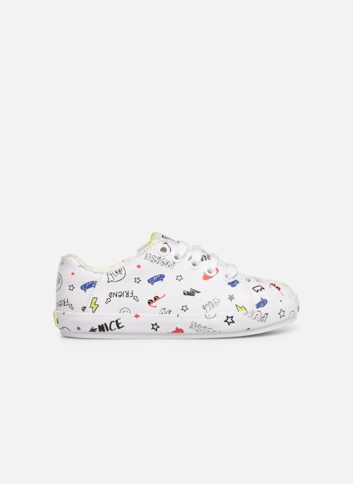 Sneakers Gioseppo DUNKERQUE Wit achterkant