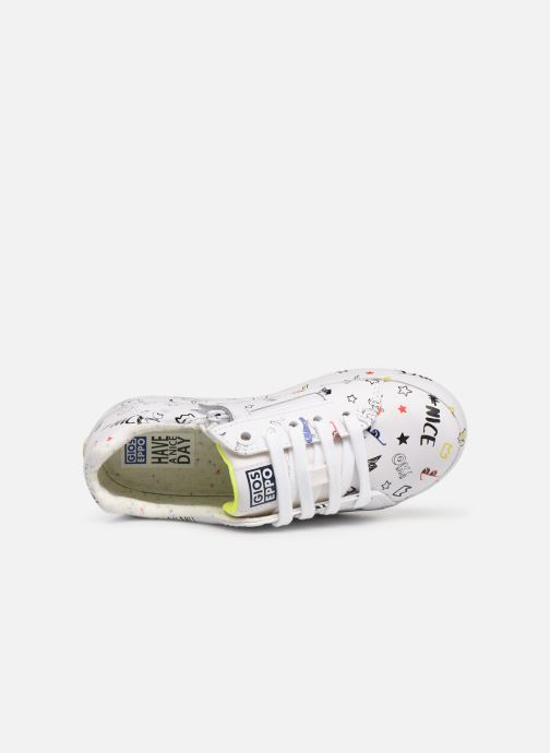Sneakers Gioseppo DUNKERQUE Wit links