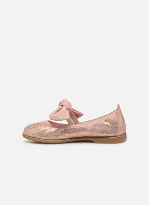 Ballerinas Gioseppo TIUMEN rosa ansicht von vorne
