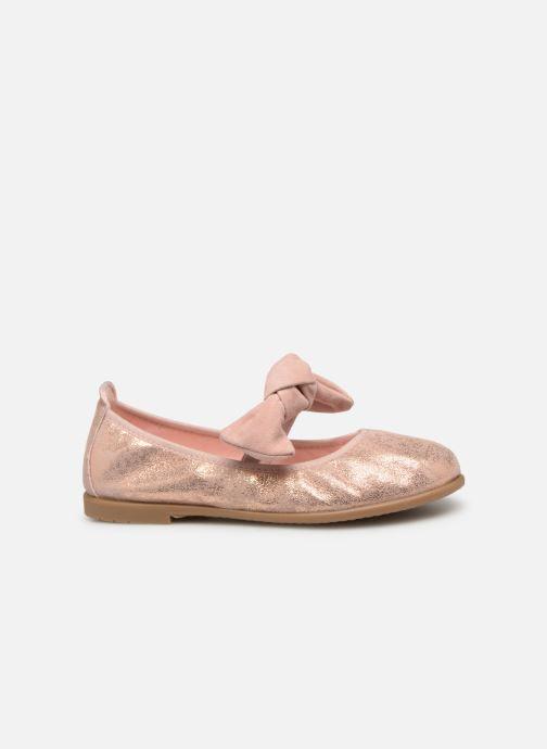 Ballerinas Gioseppo TIUMEN rosa ansicht von hinten