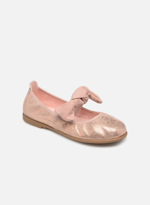 Ballet pumps Gioseppo TIUMEN Pink detailed view/ Pair view