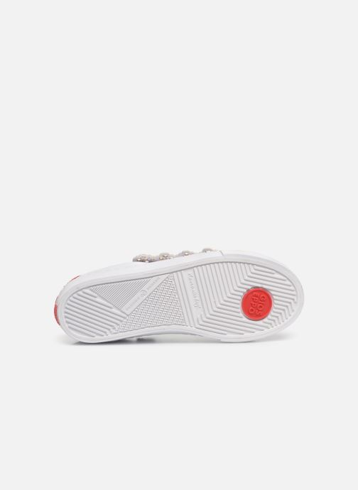 Trainers Gioseppo ANZOLA White view from above