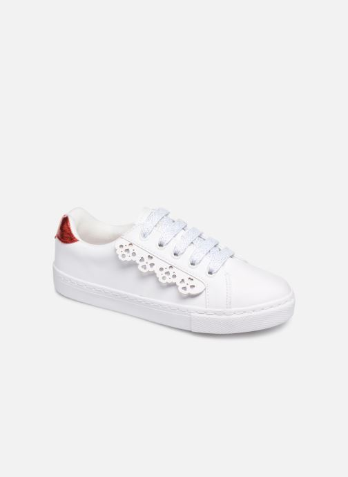 Trainers Gioseppo ANZOLA White detailed view/ Pair view