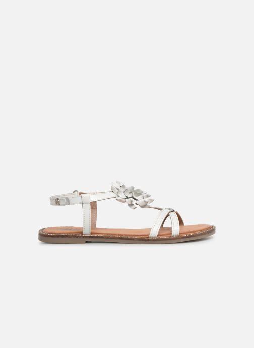 Sandales et nu-pieds Gioseppo ROUBAIX Blanc vue derrière
