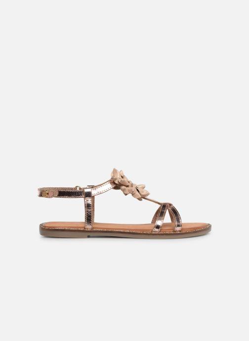 Sandales et nu-pieds Gioseppo ROUBAIX Rose vue derrière