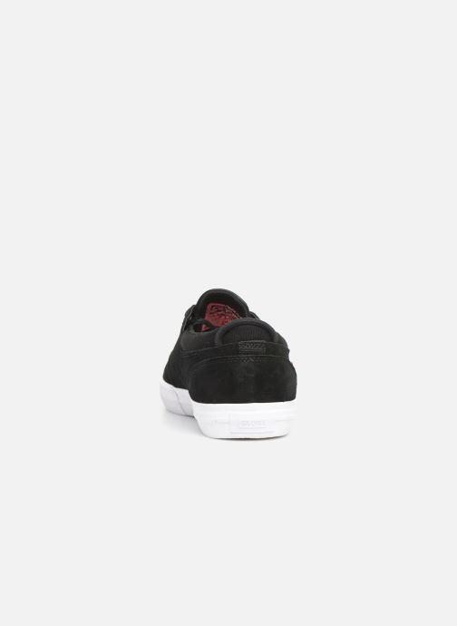 Baskets Globe Attic Noir vue droite