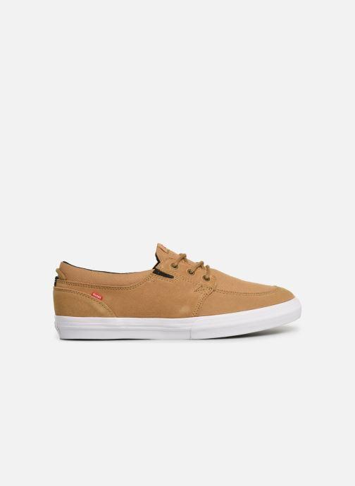 Sneakers Globe Attic Bruin achterkant