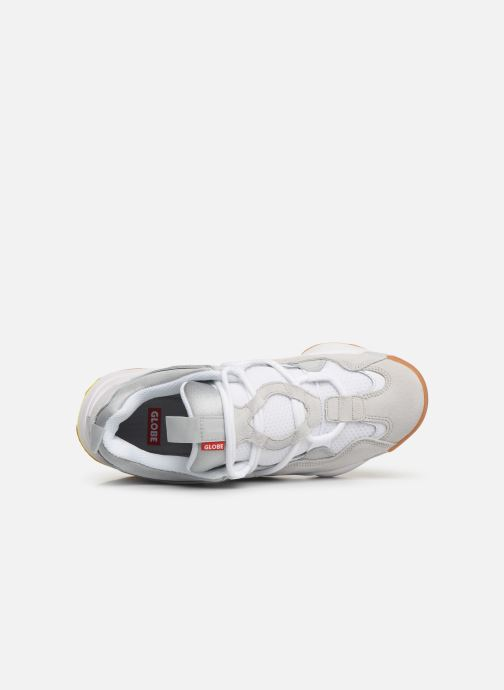 Trainers Globe Option Evo White view from the left