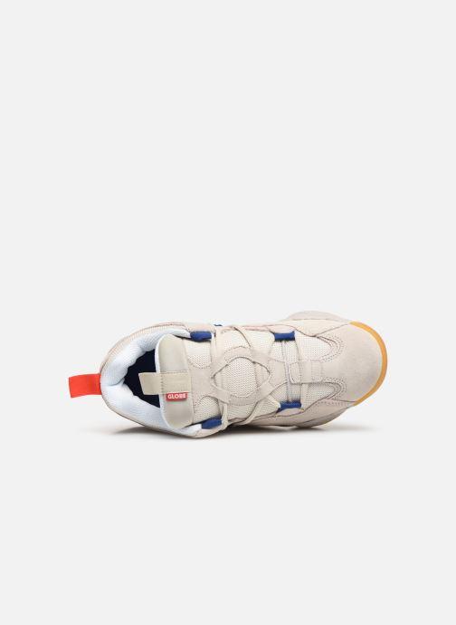 Deportivas Globe Option Evo Beige vista lateral izquierda