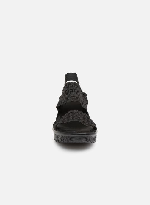 Sandaler Skechers Parallel Tumblewave Svart bild av skorna på