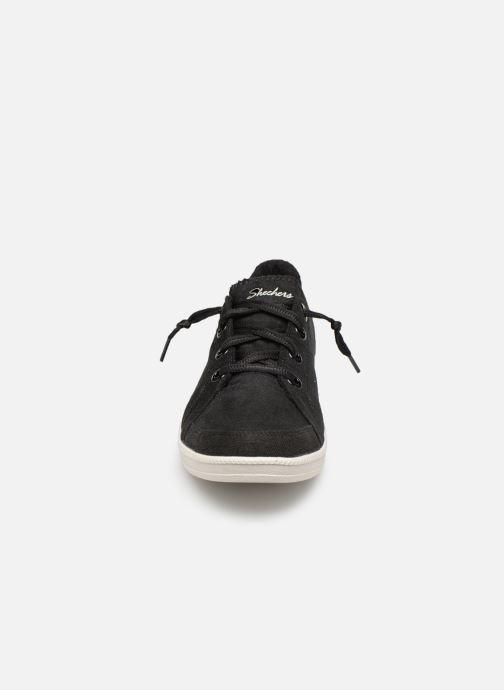 Sneaker Skechers Madison Avenue Inner City schwarz schuhe getragen