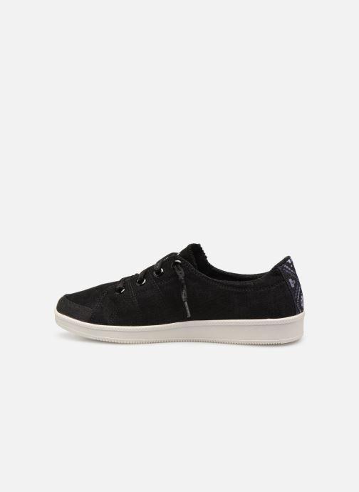 Sneaker Skechers Madison Avenue Inner City schwarz ansicht von vorne