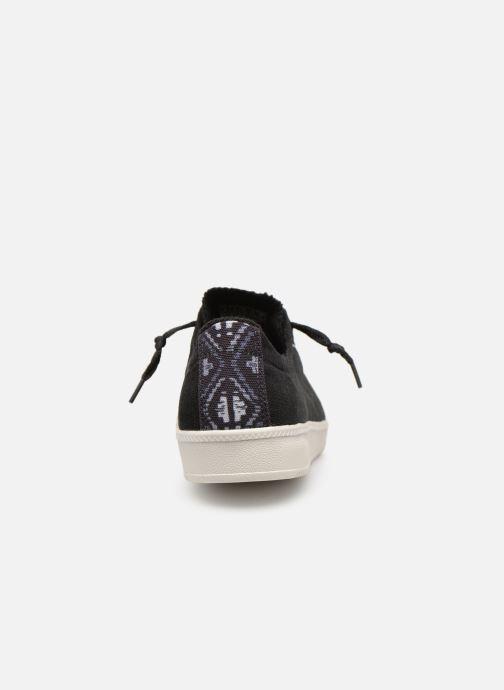 Sneaker Skechers Madison Avenue Inner City schwarz ansicht von rechts