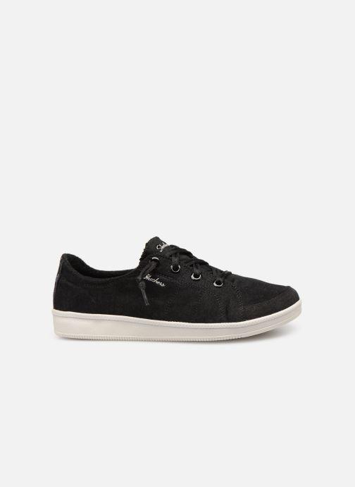 Sneaker Skechers Madison Avenue Inner City schwarz ansicht von hinten