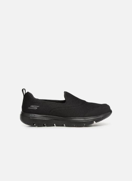 Deportivas Skechers Go Walk Evolution Ultra Negro vistra trasera