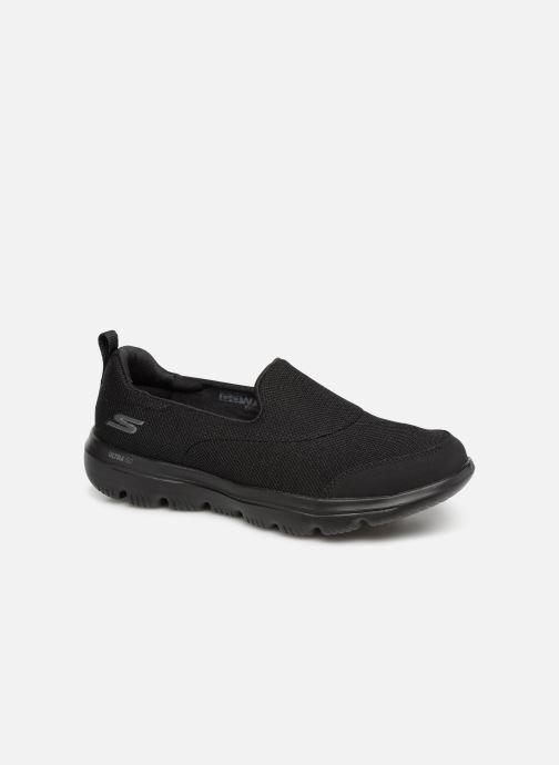 Sneakers Skechers Go Walk Evolution Ultra Zwart detail
