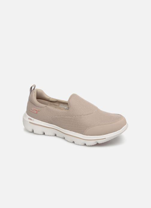Sneaker Skechers Go Walk Evolution Ultra grau detaillierte ansicht/modell