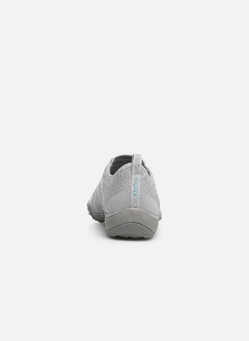 Sneakers Skechers Breath-Easy Fortunekni Grijs rechts