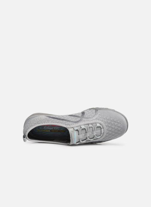 Sneakers Skechers Breath-Easy Fortunekni Grijs links