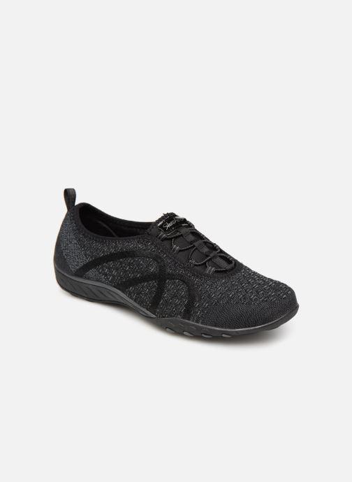 Sneakers Skechers Breath-Easy Fortunekni Svart detaljerad bild på paret