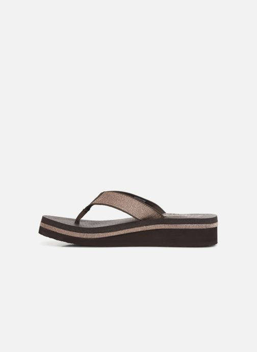 Tongs Skechers Vinyasa Unicorn Mist Marron vue face