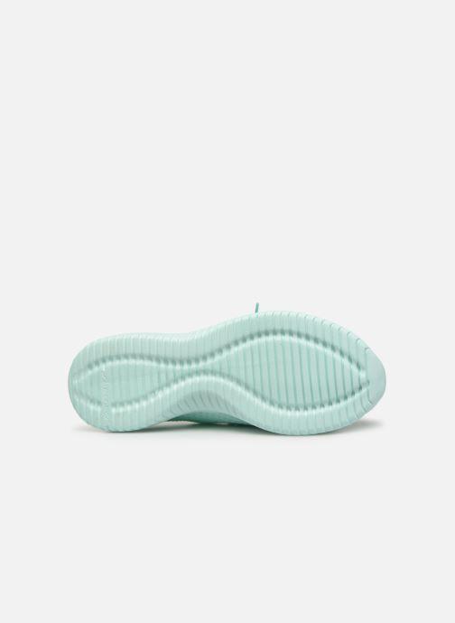 Sneaker Skechers Ultra Flex Fresh Pick blau ansicht von oben