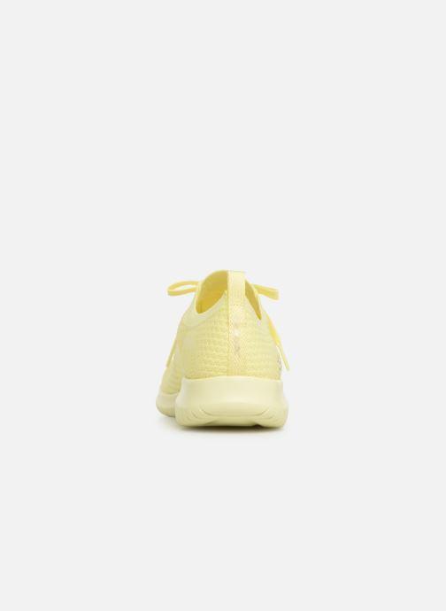 Sneaker Skechers Ultra Flex Fresh Pick gelb ansicht von rechts