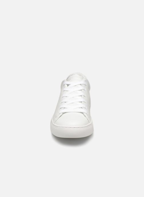 Sneakers Skechers Side Street Sunset Walks Wit model