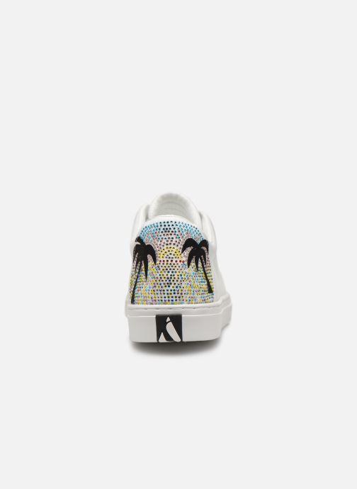 Sneakers Skechers Side Street Sunset Walks Wit rechts