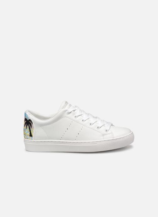 Sneakers Skechers Side Street Sunset Walks Wit achterkant