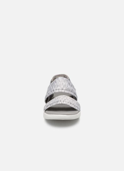 Sandaler Skechers On The Go 600 Foxy Grå bild av skorna på