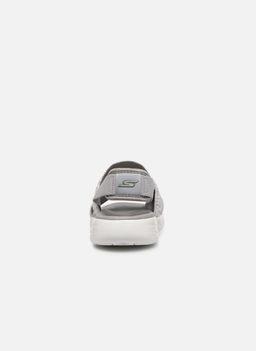 Skechers On The Go 600 Foxy Sandaler 1 Grå hos Sarenza (364526)