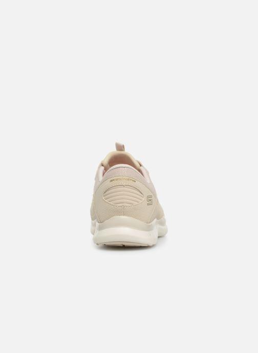 Sneaker Skechers Gratis Dreaminess beige ansicht von rechts