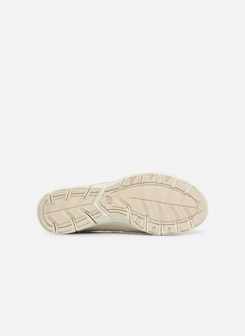 Sneaker Skechers Gratis Dreaminess beige ansicht von oben